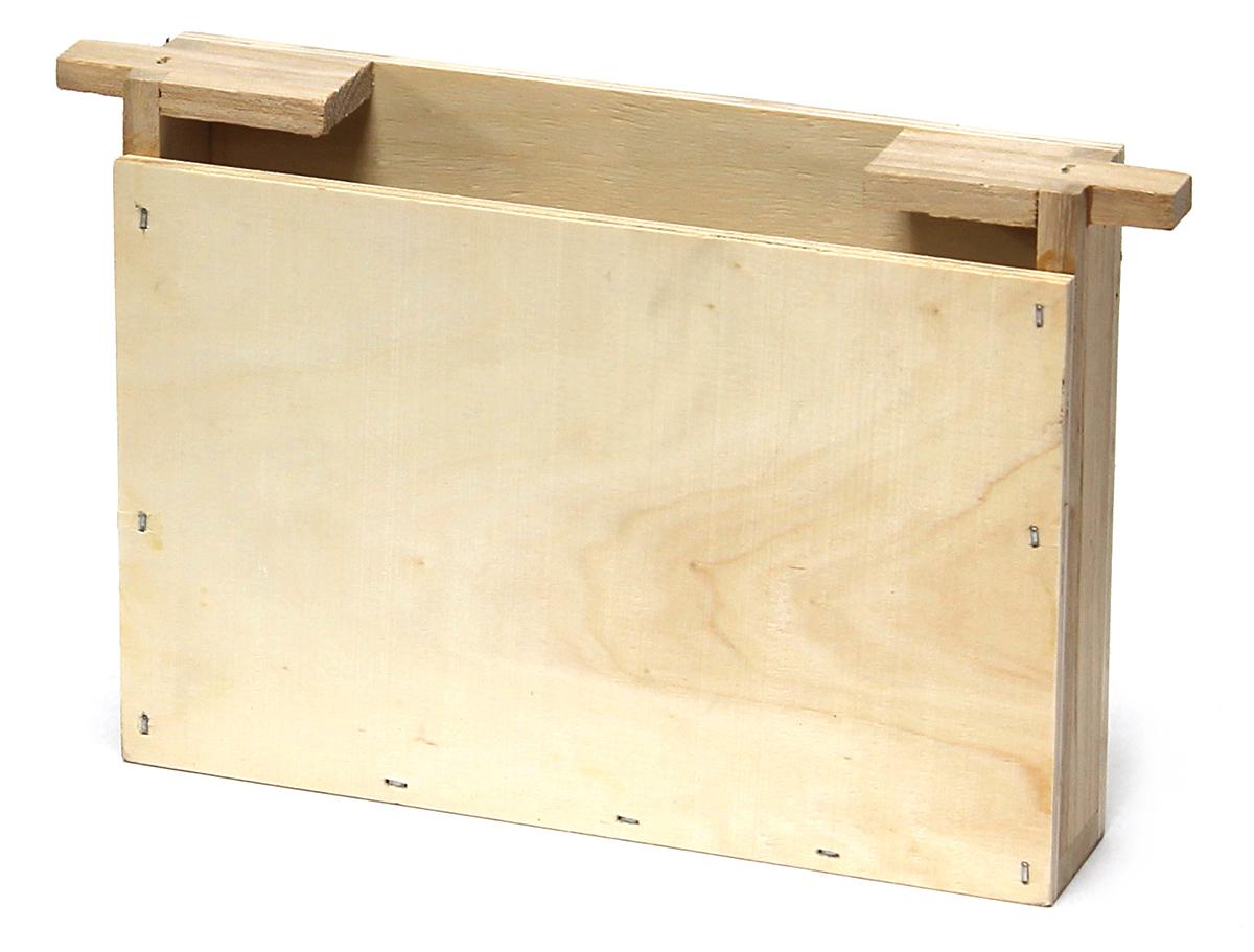 holtermann imker shop holz futtertasche mini plus einfache wabenbreite. Black Bedroom Furniture Sets. Home Design Ideas